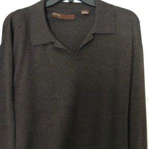 Perry Ellis sweater.